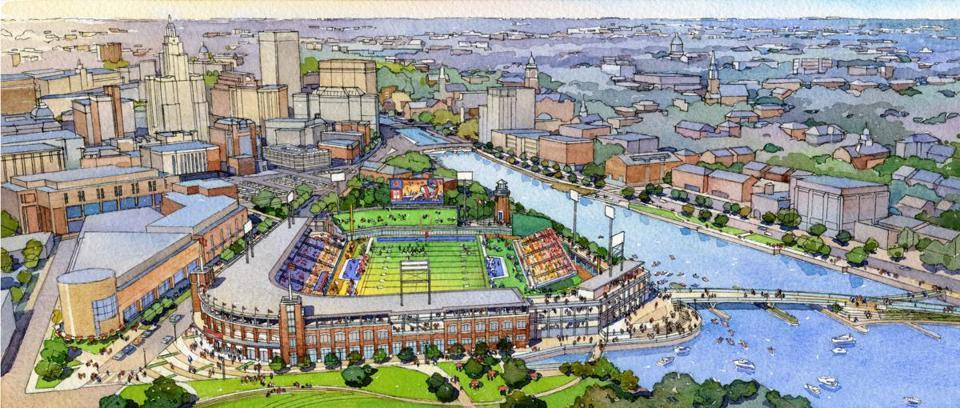 The Providence Ballpark Proposal and the Fuzzy Math of Stadium Economics